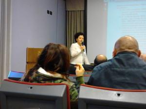 Assessore della Regione Lazio, dott.ssa Venali