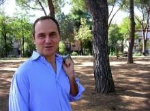 Andrea Ferraretto, giornalista La Stampa